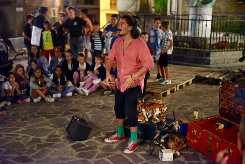 Rasid Nikolic The Gipsy Marionettist