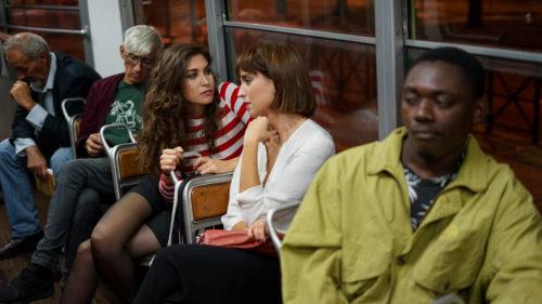 Negrophilia cortometraggio sul tram torino backstage
